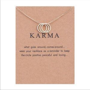 Jewelry - Karma Necklace